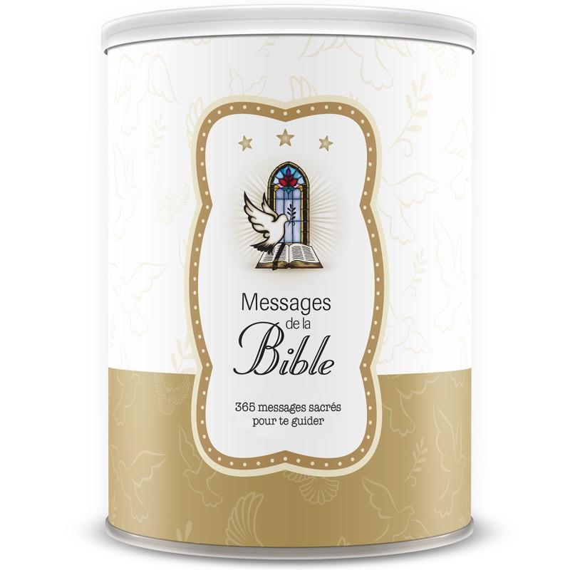 Boîte message : Messages de la Bible