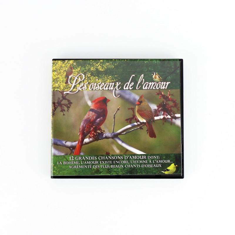 Les oiseaux de l'amour (CD)
