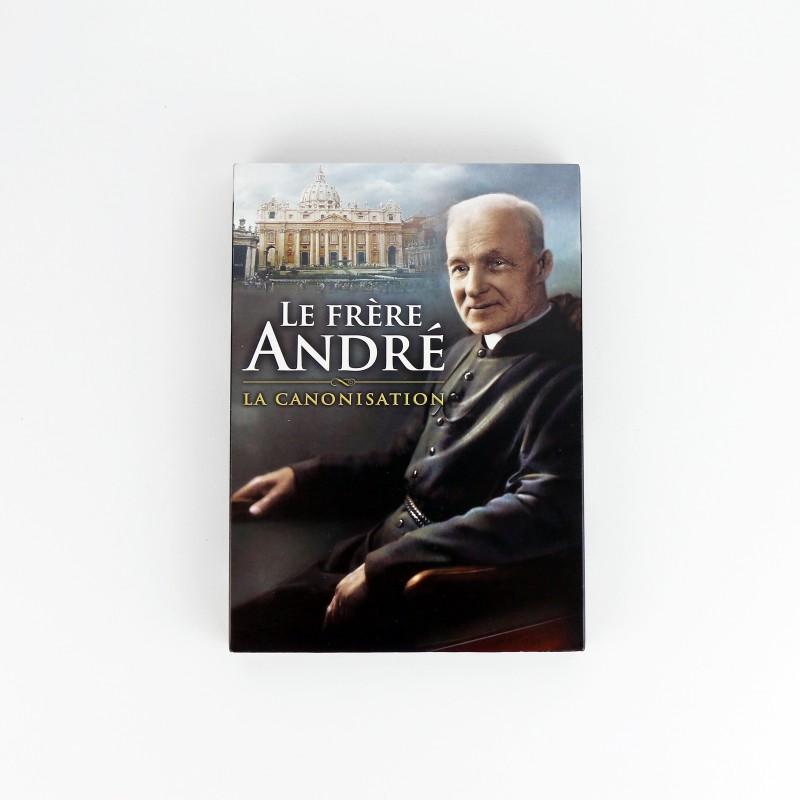 Le frère André, la canonisation (DVD)