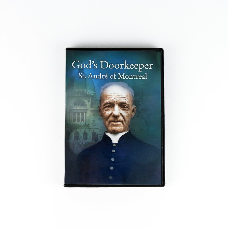 God's doorkeeper: St. André of Montreal (DVD)