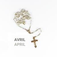 Image Birth month rosary