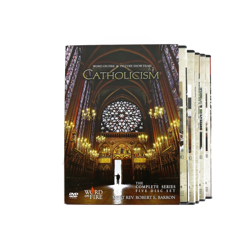 Catholicism, the journey of a lifetime (DVD)