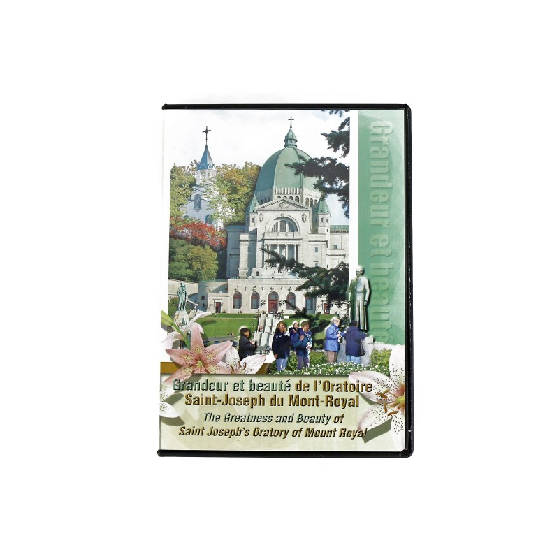 The Greatness and Beauty of Saint Joseph's Oratory of Mount Royal (DVD)
