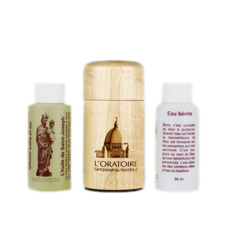 Holy Water and Oil Set