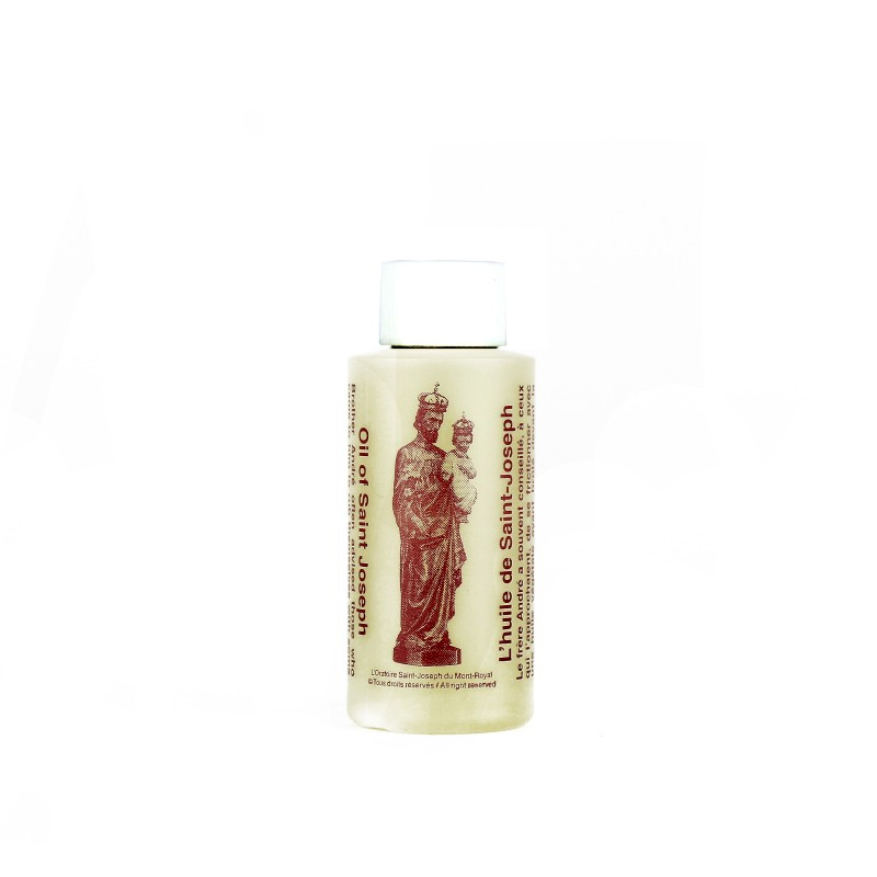 Saint Joseph oil - 10 small bottles of 60 ml