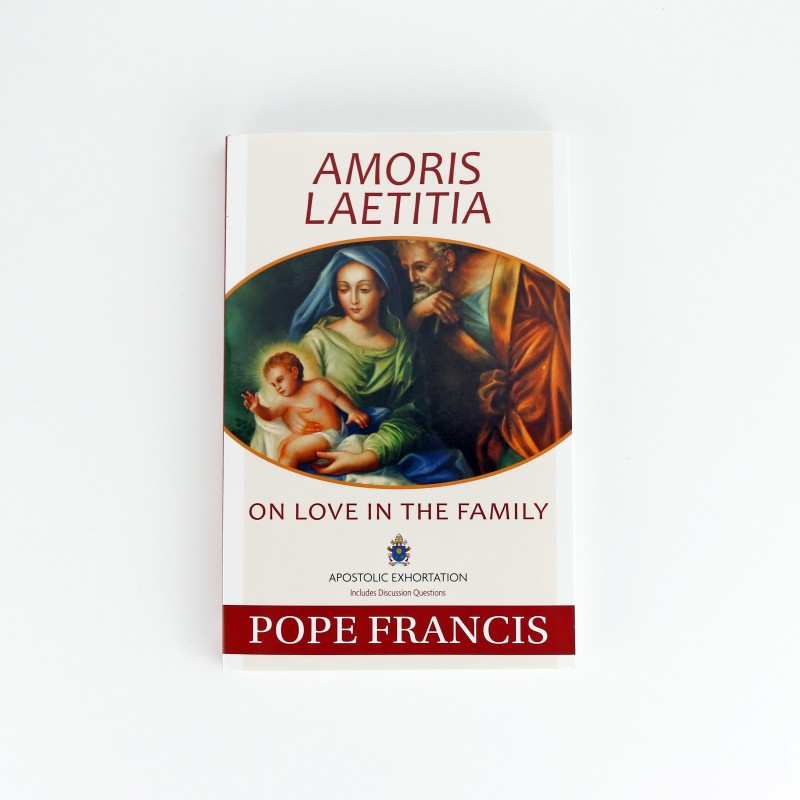 Amoris Laetitia, on love in the family. Apostolic exhortation, Pope Francis