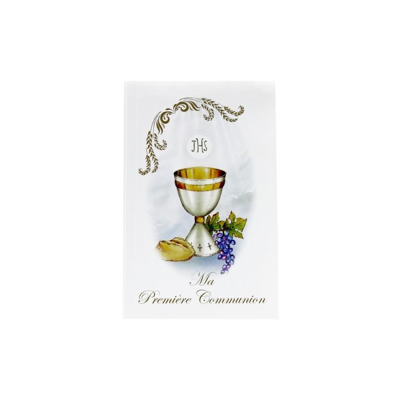 "First Communion Book - ""Ma Première Communion"""
