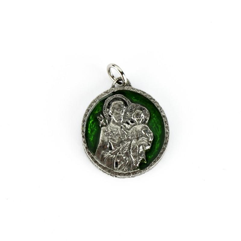 Médaille saint Joseph et l'Oratoire