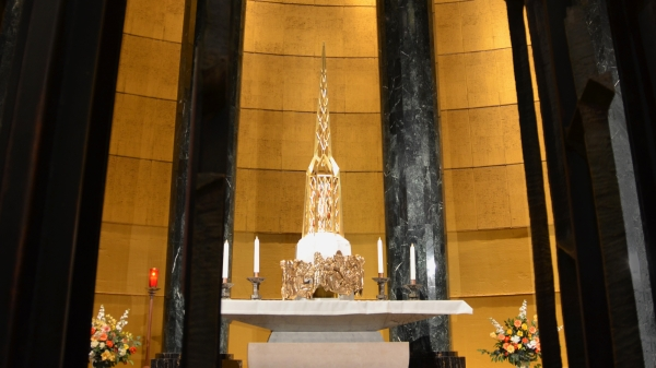 ADORATION BEFORE THE BLESSED SACRAMENT