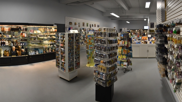 OUR GIFT SHOPS