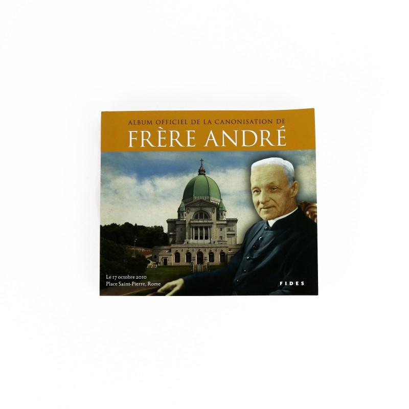 Album officiel de la canonisation de saint frère André