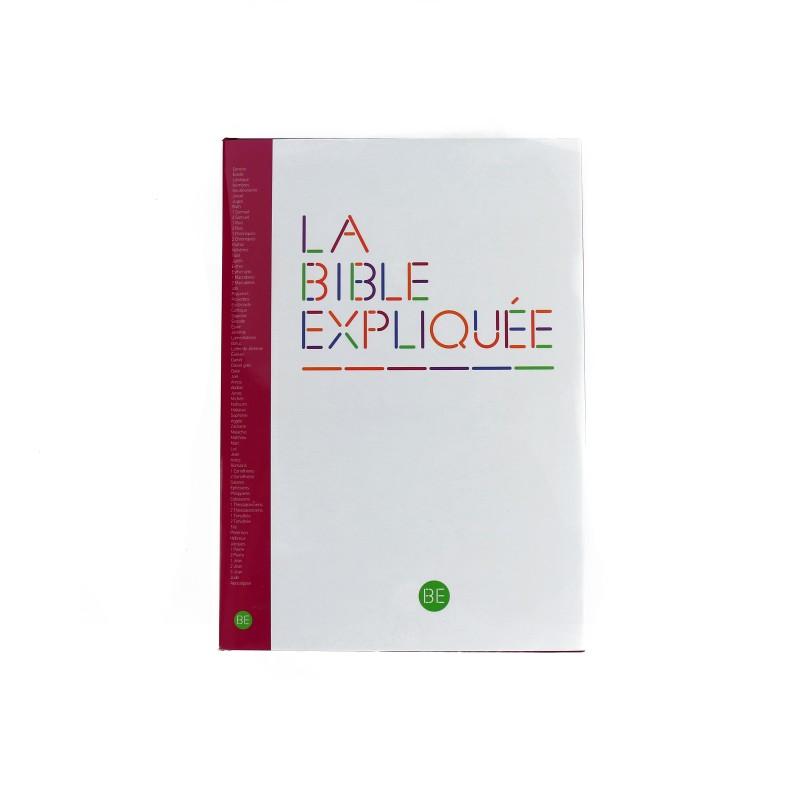 La Bible expliquée, un livre essentiel pour comprendre notre civilisation