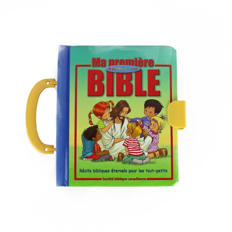 Ma première Bible à portée de main