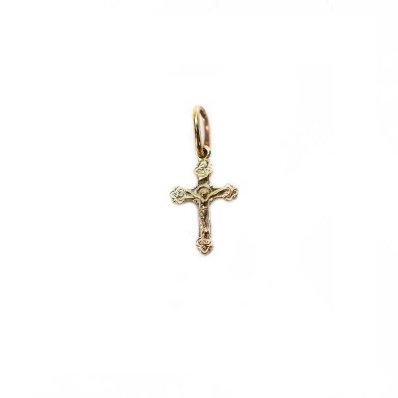 Croix en or 10 carats