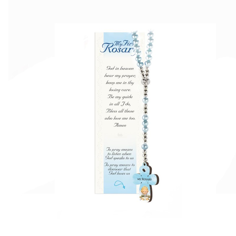My First Rosary : Garçon