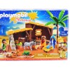 Illuminating Nativity scene-Playmobil