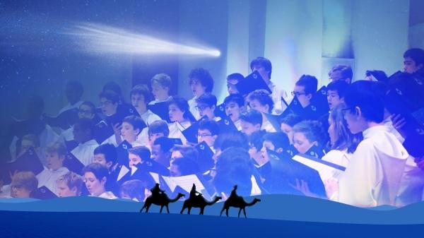 Concert traditionnel des Petits chanteurs du Mont-Royal avec Vincent Boucher – Noël à l'Oratoire
