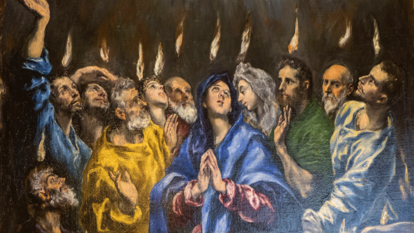 Pentecôte 2020