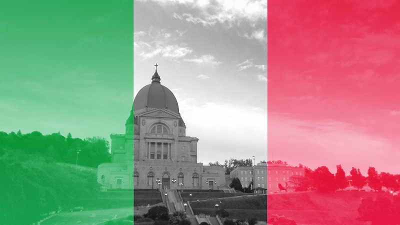 Mass and pilgrimage of the Italian community