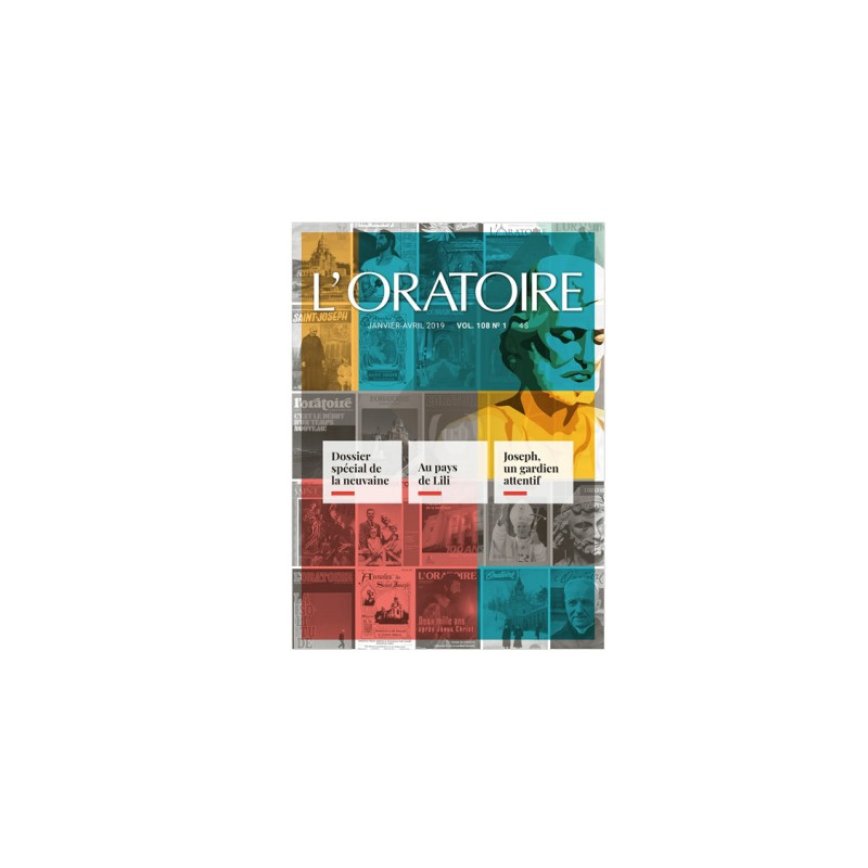 Revue L'Oratoire Janvier-Avril 2019