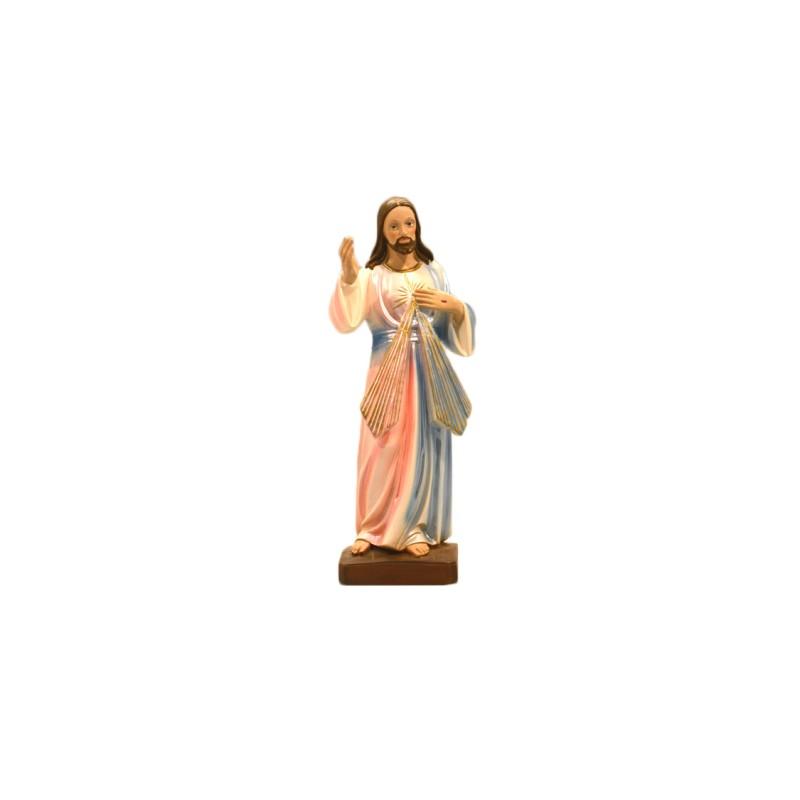 Statue Jésus Divine Miséricorde