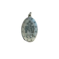 Image Médaille Vierge Miraculeuse ovale
