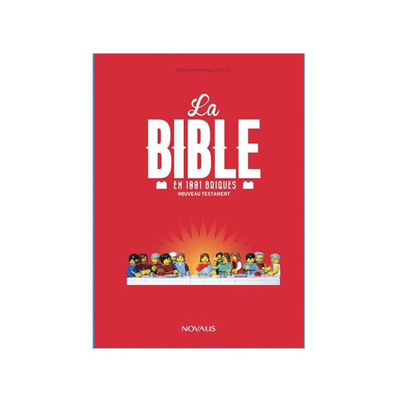La Bible en 1001 briques (Nouveau Testament)