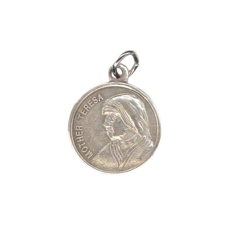 Médaille relique Mère Teresa
