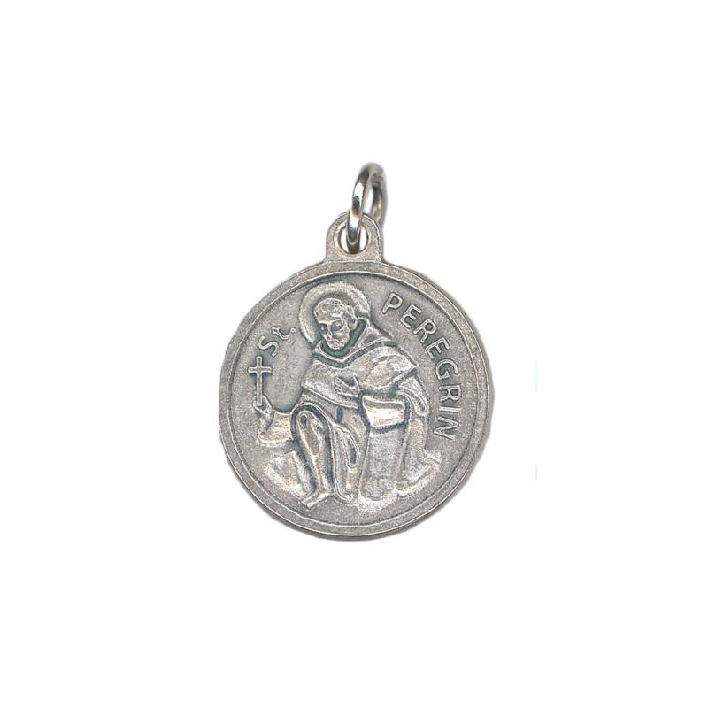 Médaille relique saint Pérégrin