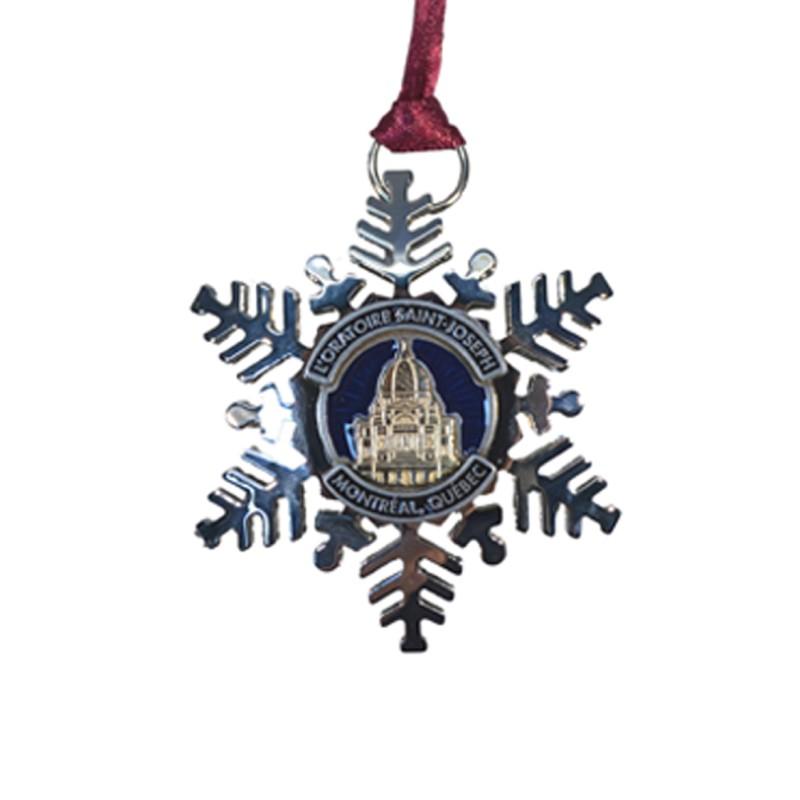 Oratory snowflake ornament