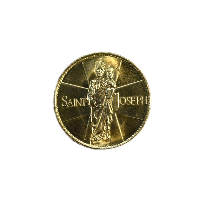 Medallion of Saint Joseph