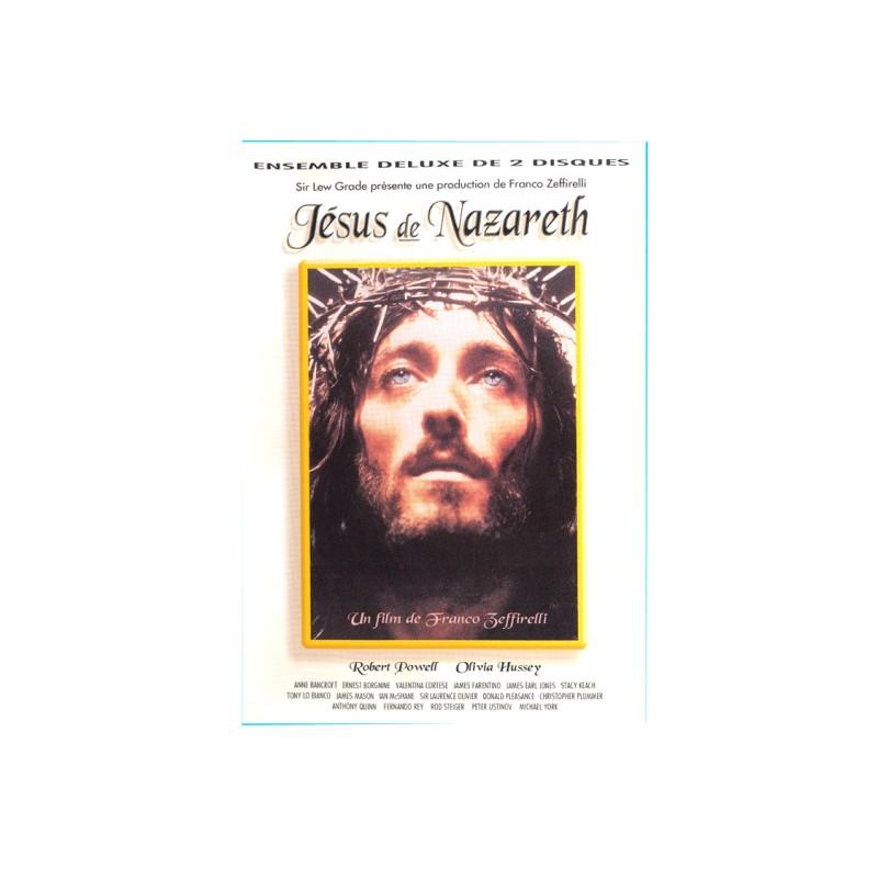 Jésus de Nazareth (DVD)
