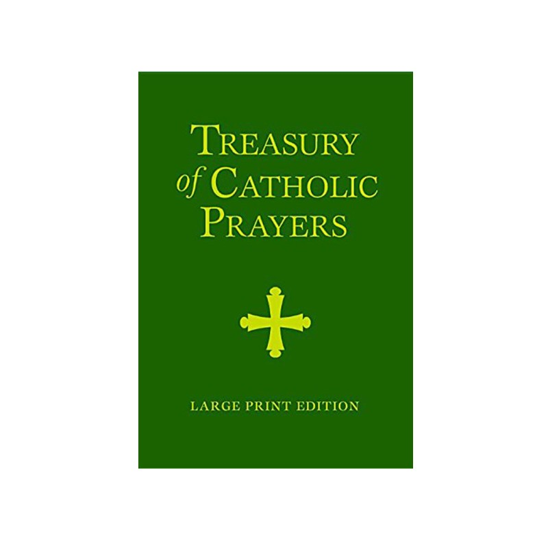 Treasury of Catholic Prayers