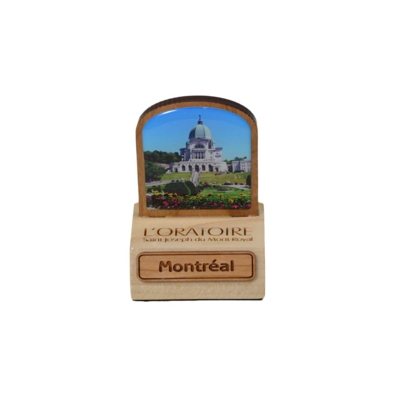 Decorative Oratory wooden block