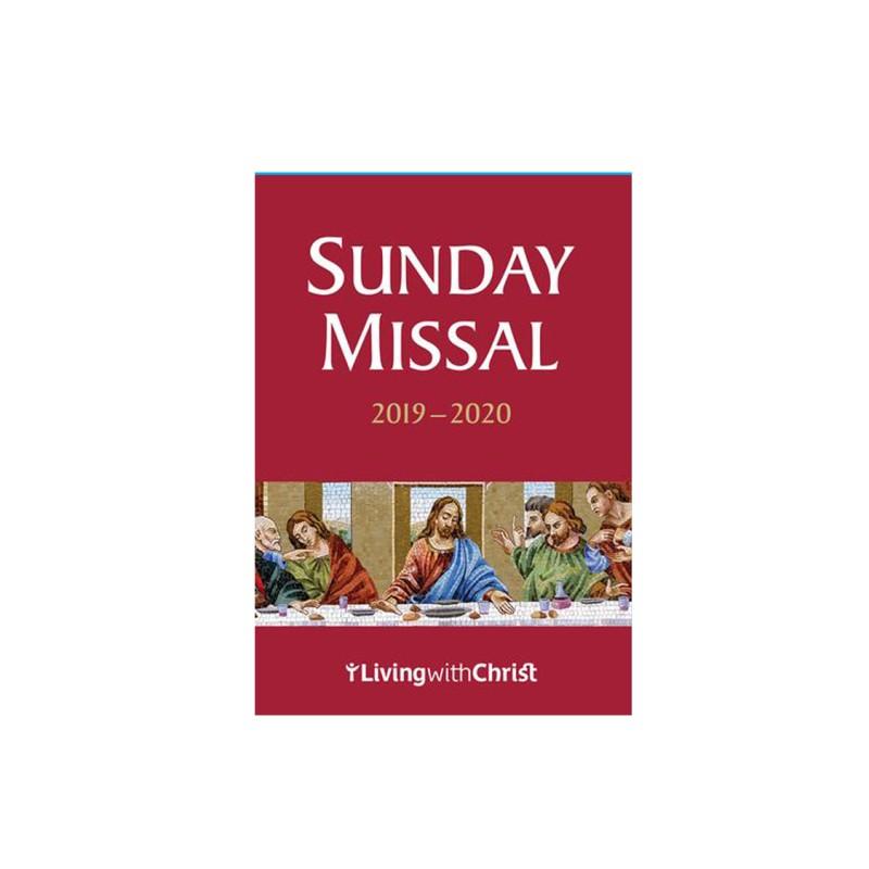 Sunday Missal 2019-2020