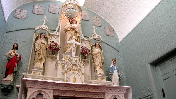 Saint Frère André et la dévotion à saint Joseph