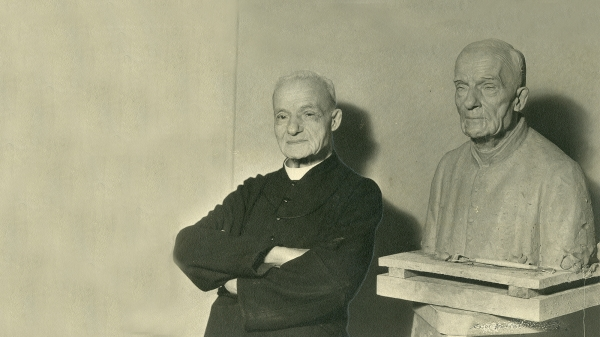 At the Service of the Archives of Saint Brother André