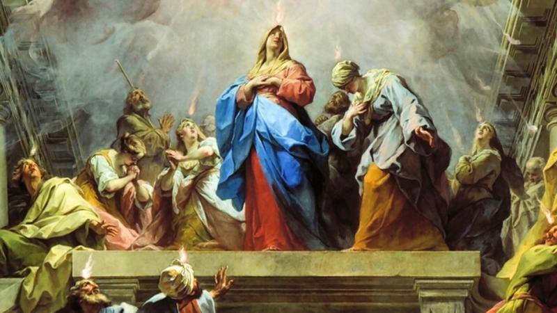 Feast of Pentecost 2021