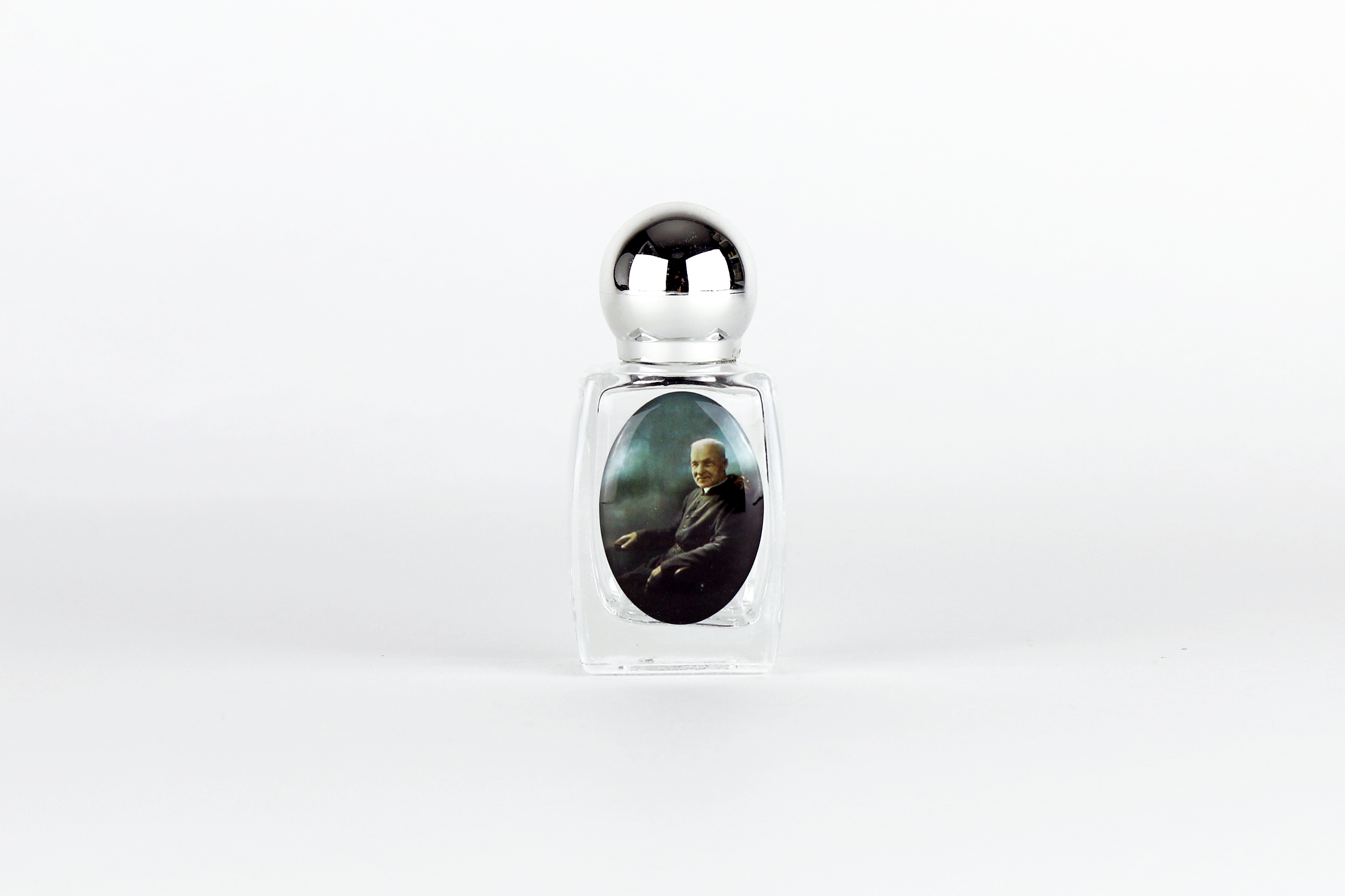 bouteille pour eau bénite / Bottle for Holy Water