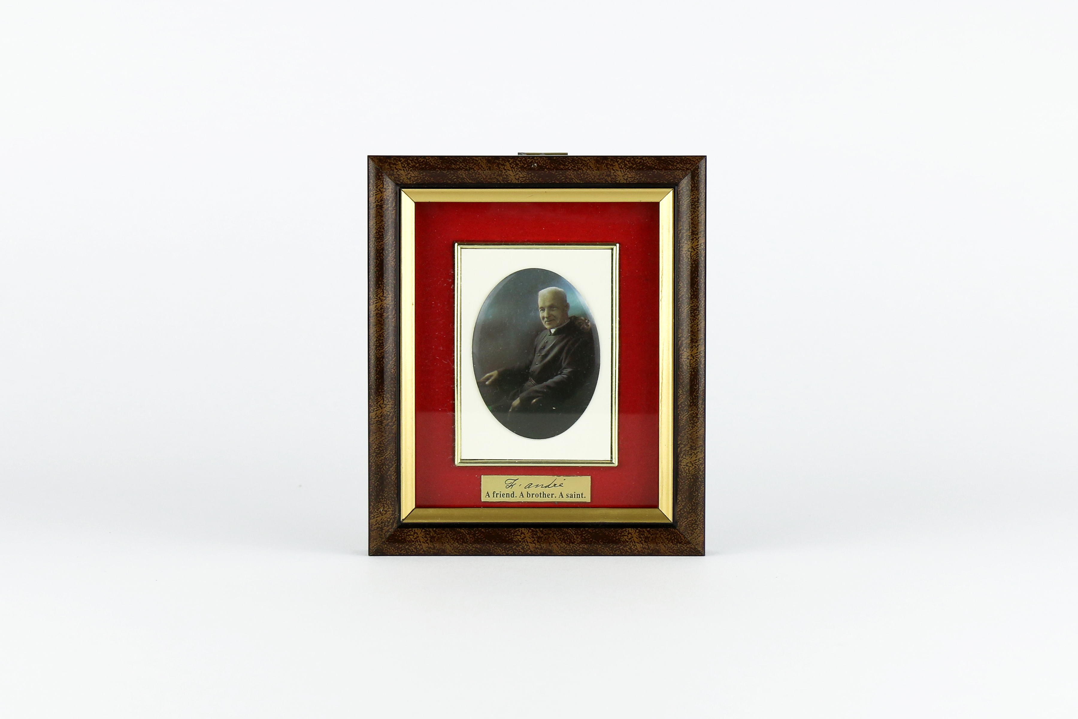 Picture Frame of Saint Brother André