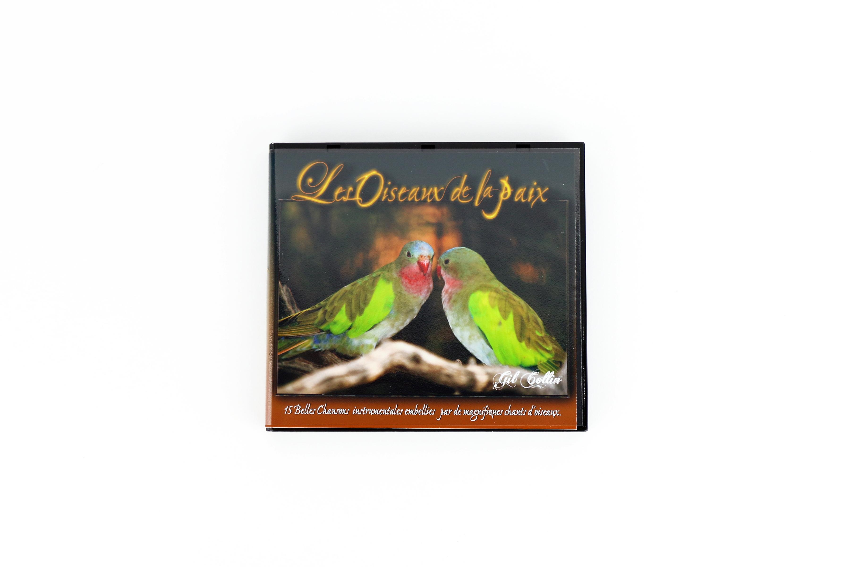 Lovebird, Les oiseaux de la paix