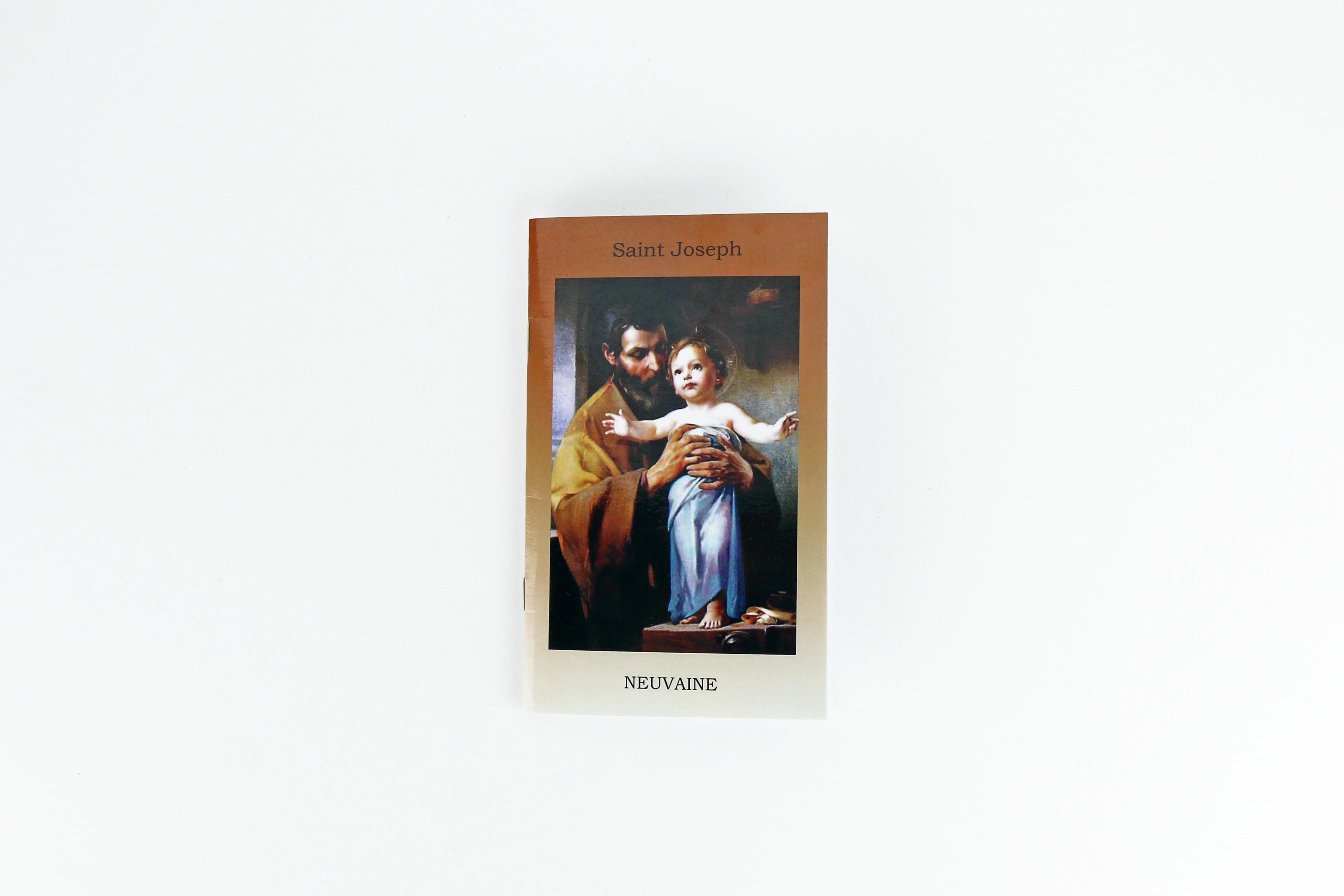 Neuvaine à Saint Joseph / Novena to saint Joseph