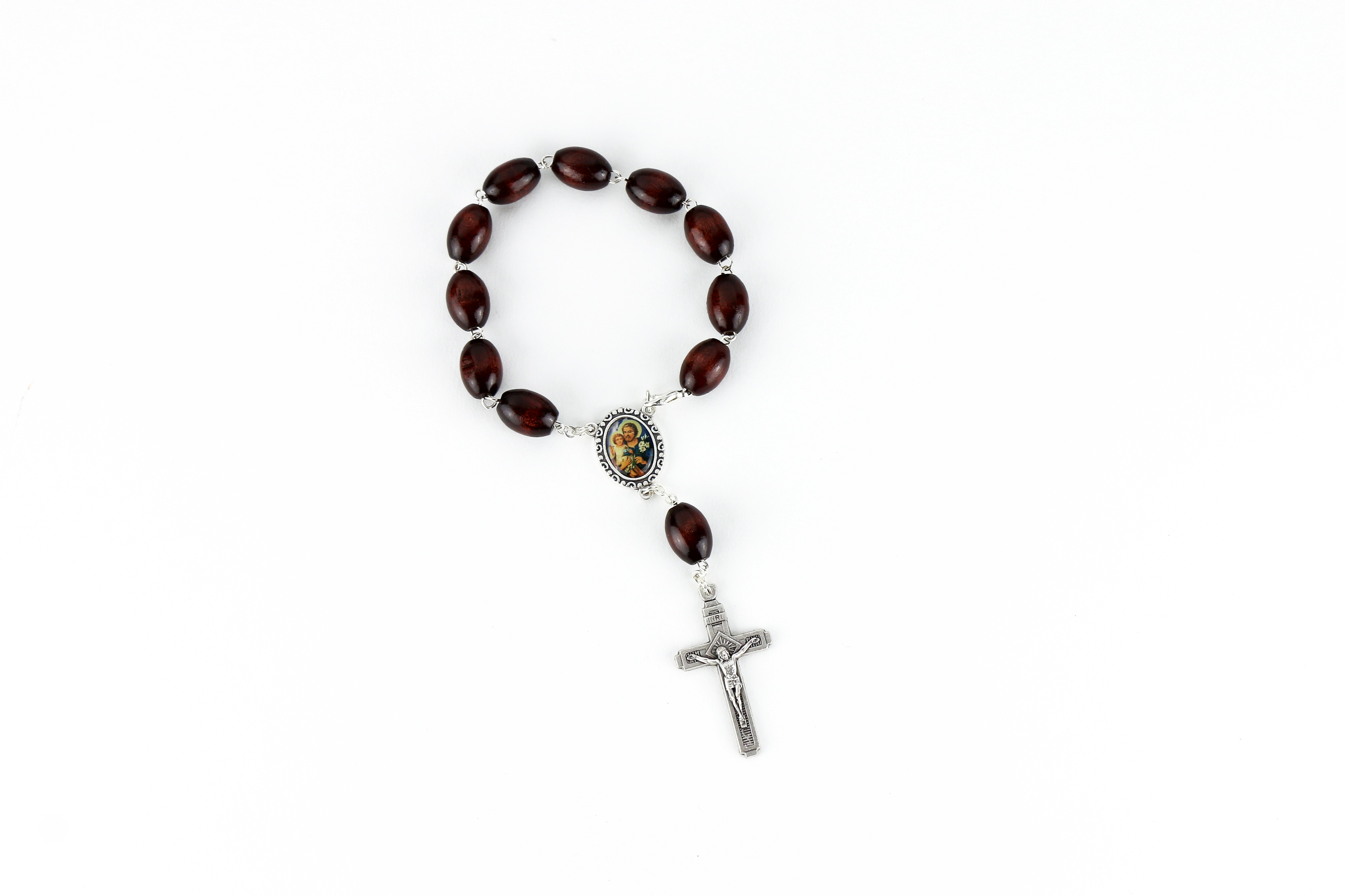 Dizainier saint Joseph / Saint Joseph Car Rosary