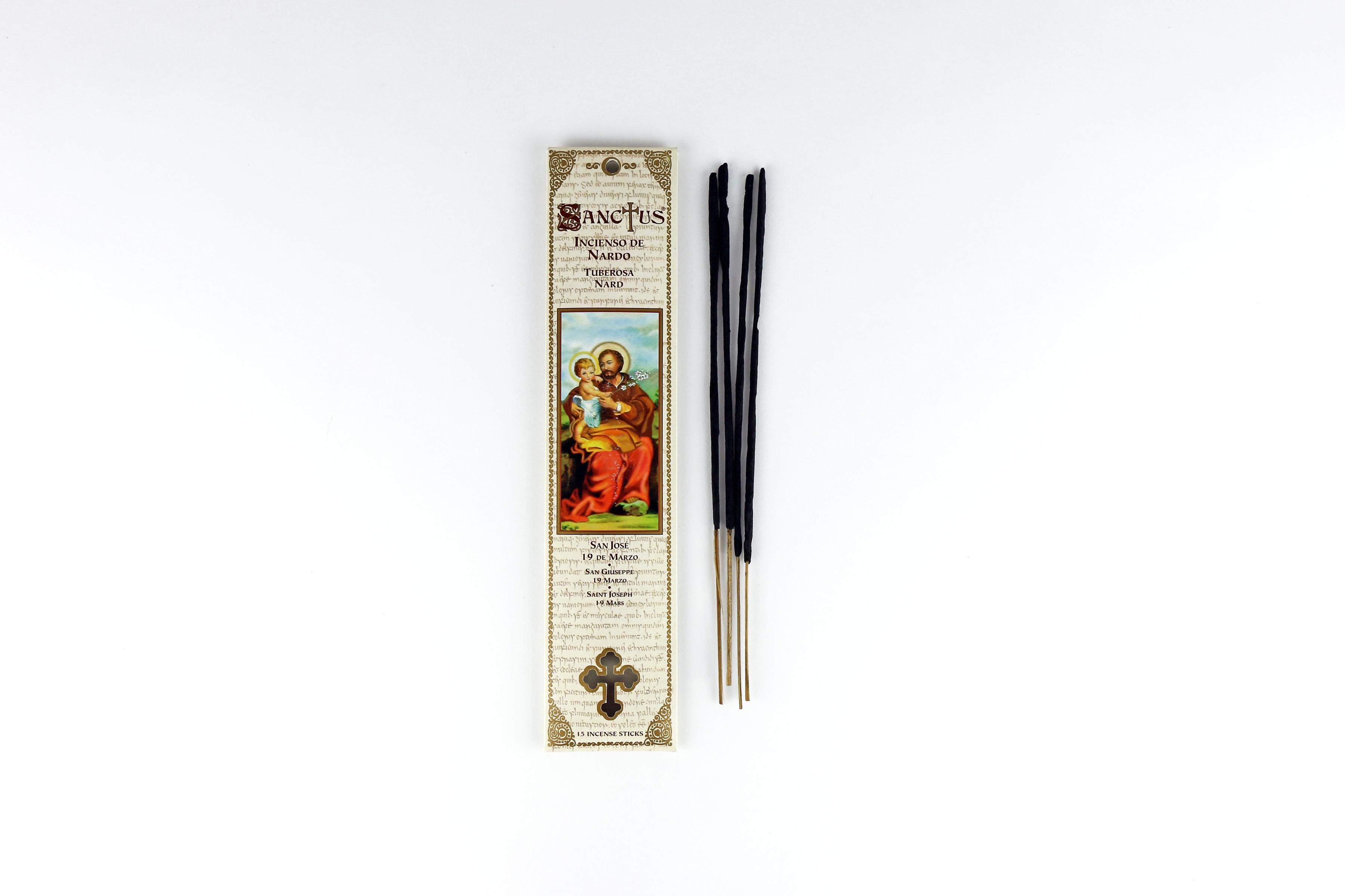 Encens en batonnets saint Joseph / Saint Joseph Incense