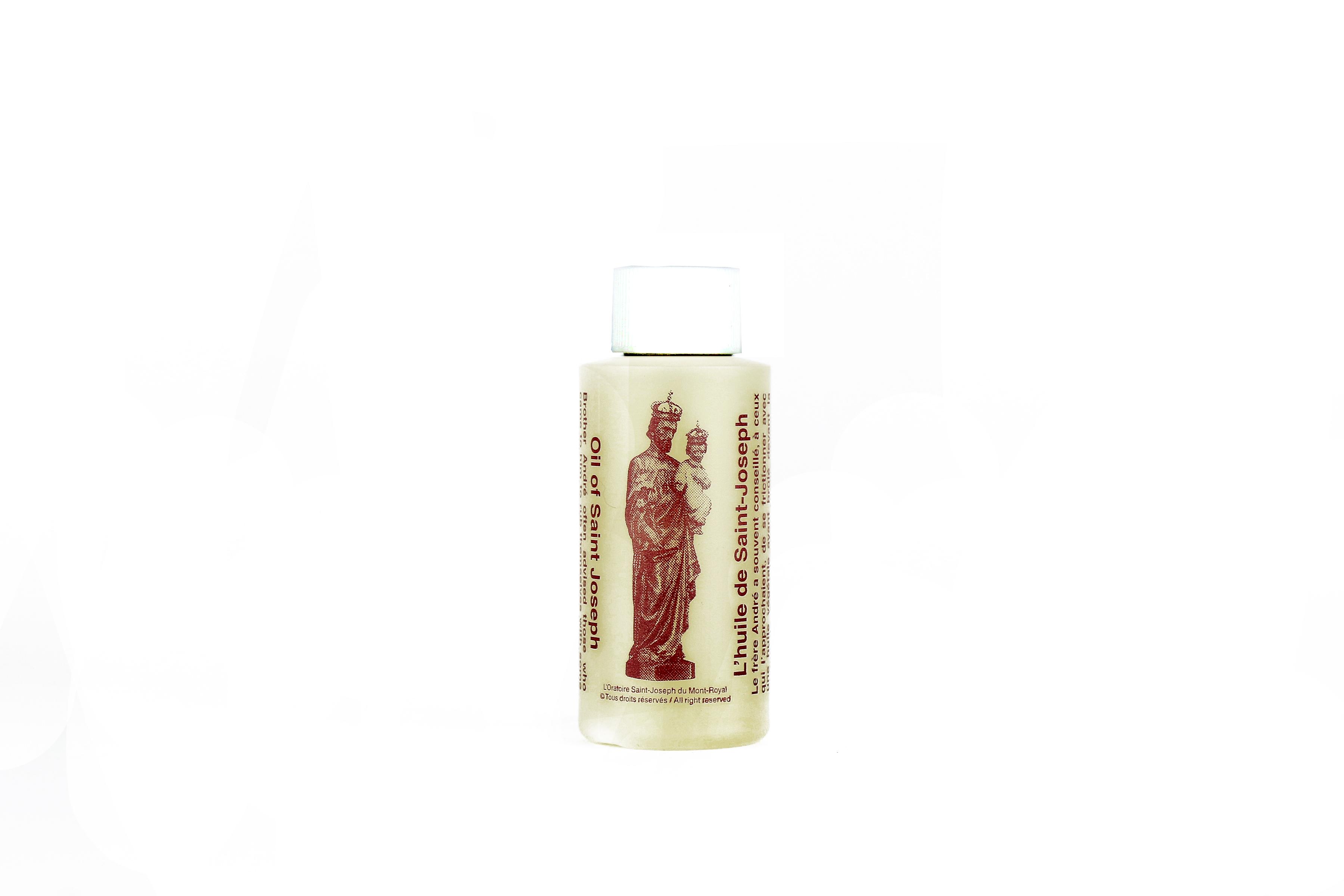 huile de saint joseph / saint joseph oil