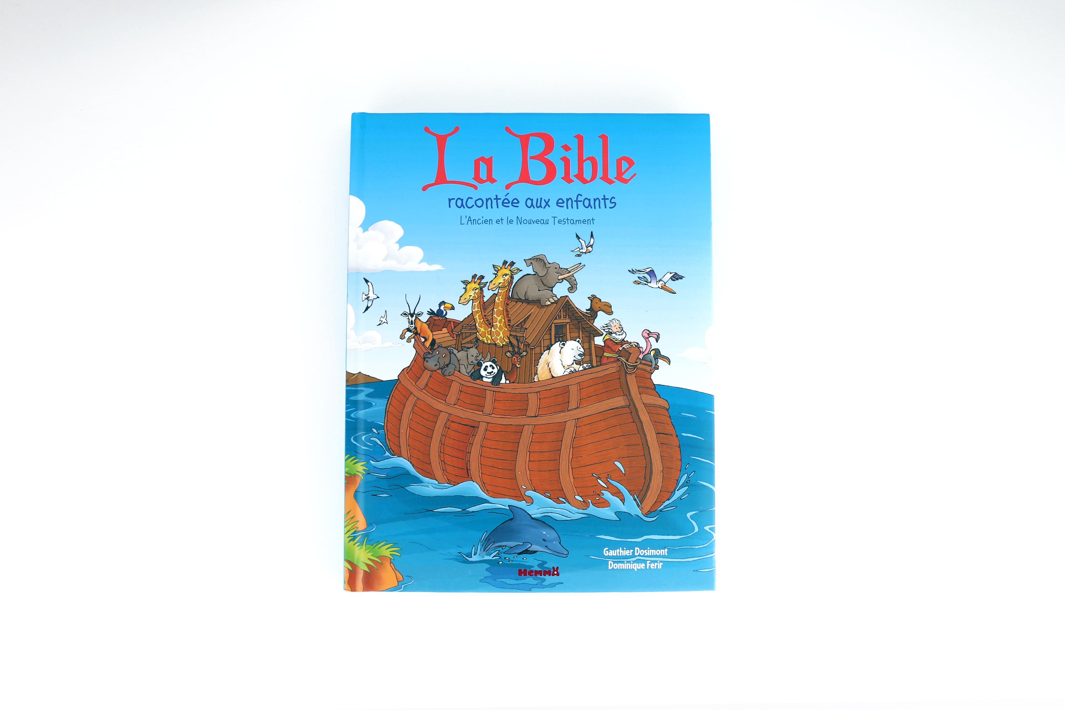 Bible illustrée / Illustrated Bible
