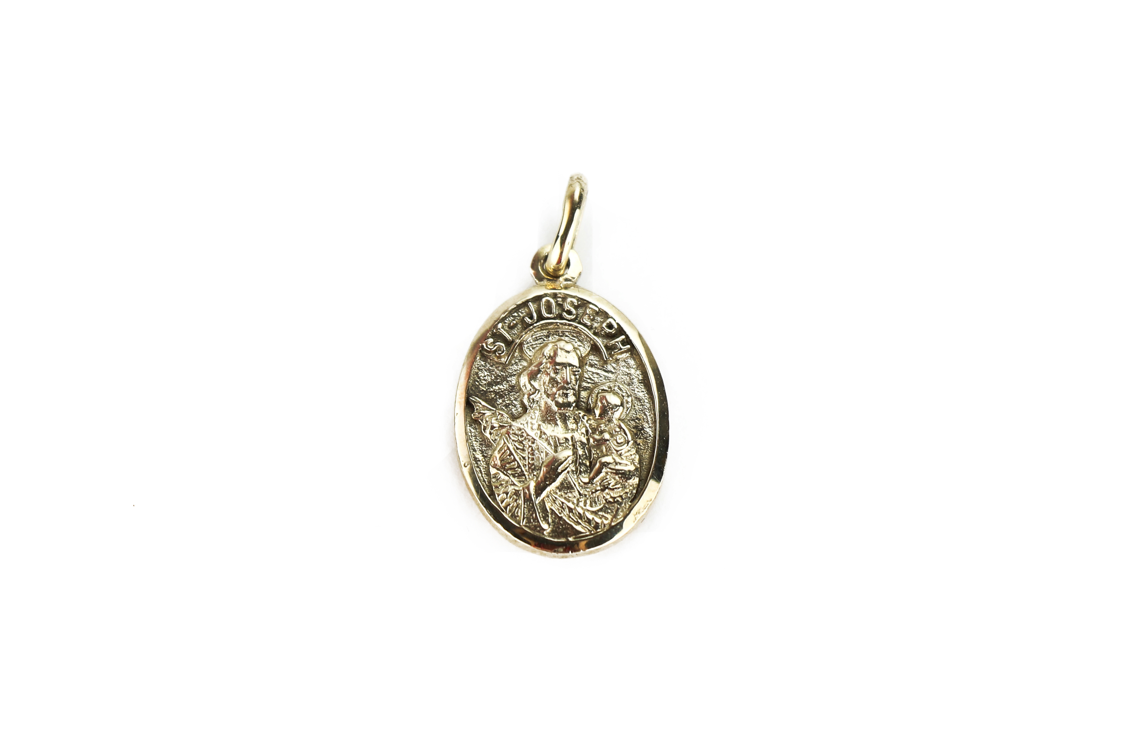 Médaille Ovale / Oval Gold Medal