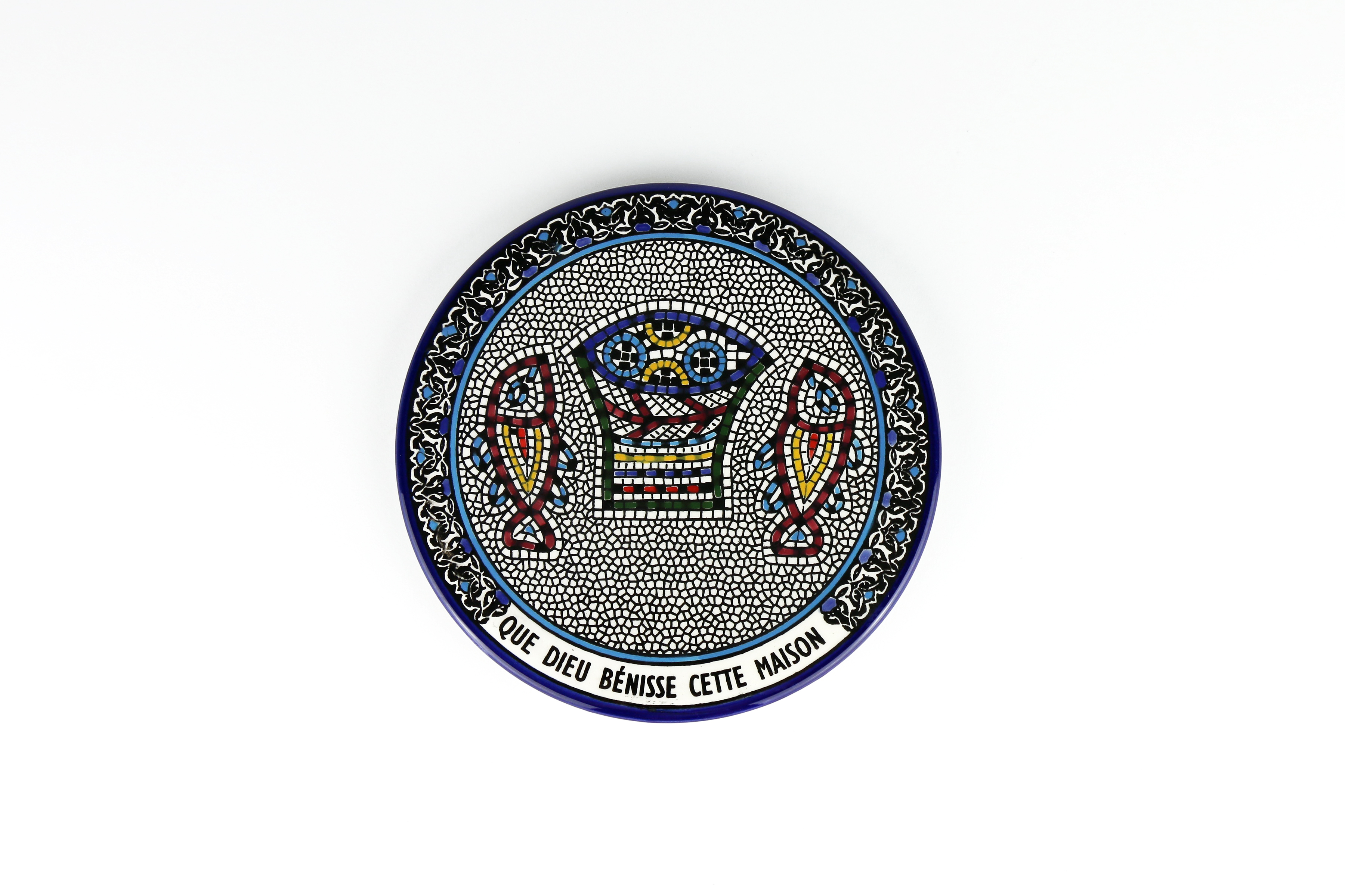 Patène / Ceramic Paten