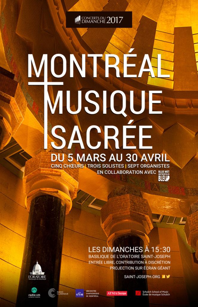 montréal musique sacrée