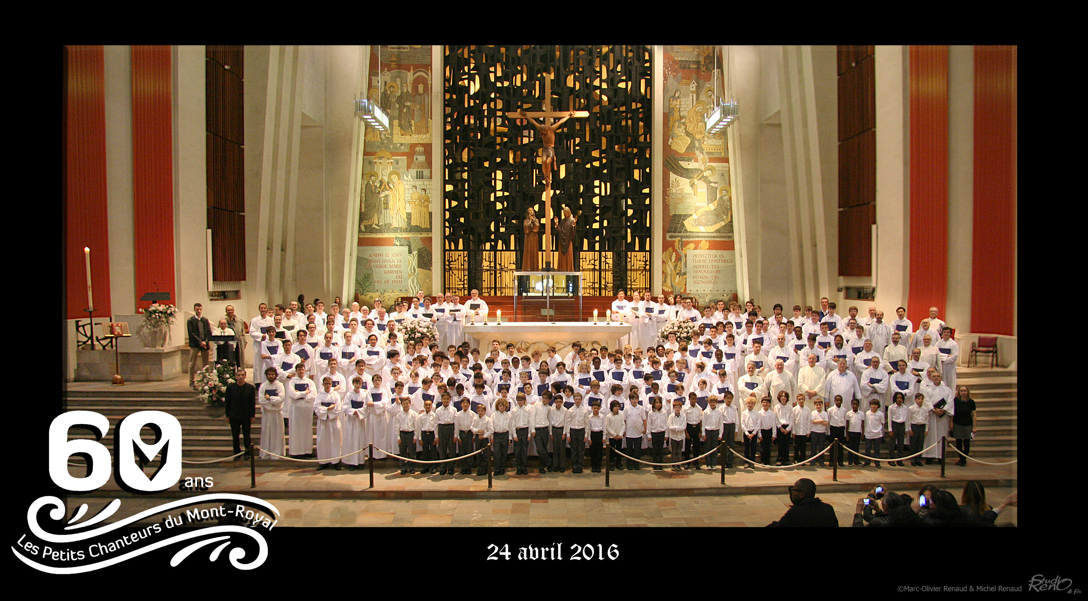 Petits Chanteurs du Mont-Royal - Boys Choir